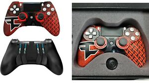 Scuf Impact Professional Gaming Custom Fortnite Faze Controller For Ps4 Or Pc Ebay