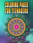 Coloring Pages for Teenagers - Vol.4: Coloring Pages for Girls by Jangle Charm, Coloring Pages for Girls (Paperback / softback, 2016)