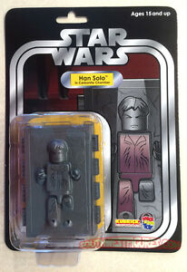 Star Wars Han Solo In Carbonite (kubrick) (medicom) (japan Exclusive) (2010)