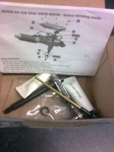 Genuine vw audi golf passat rear wiper motor repair kit for 1999 vw passat window regulator clips