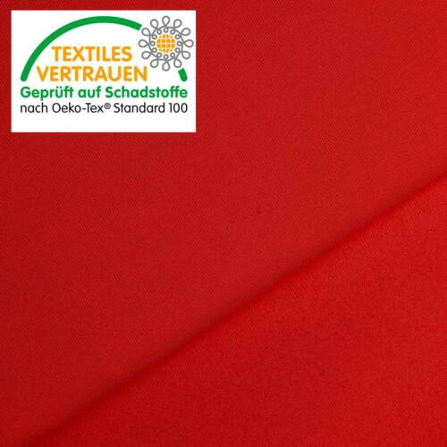 Öko-Tex® Baumwoll Jersey elastischer Jersey Stoff