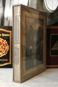 BEOWULF DELUXE LIMITED EDITION OVERSIZED - Easton Press -  - SEALED w/ BOX