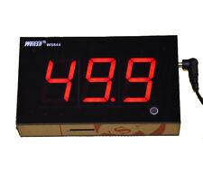 Digital Wall Mounted Noise Meter Ws844 Sound Level Meter Decibel Tester 30 130db