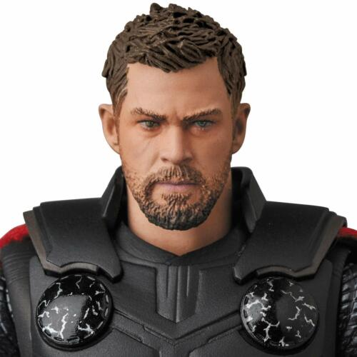 Avengers//Infinity War Giappone Versione MAFEX THOR