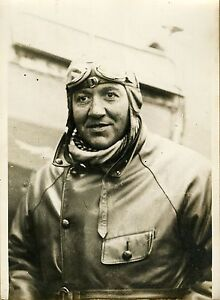 """L' aviateur CODOS"" Photo originale G. DEVRED (Agence ROL) 1931 3ulSO04S-07224259-144067784"
