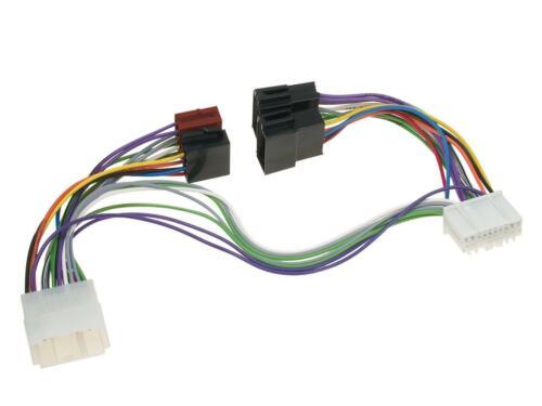 Cable del adaptador ISO alimentación Parrot FSE adaptador para honda 1999-2006 Suzuki