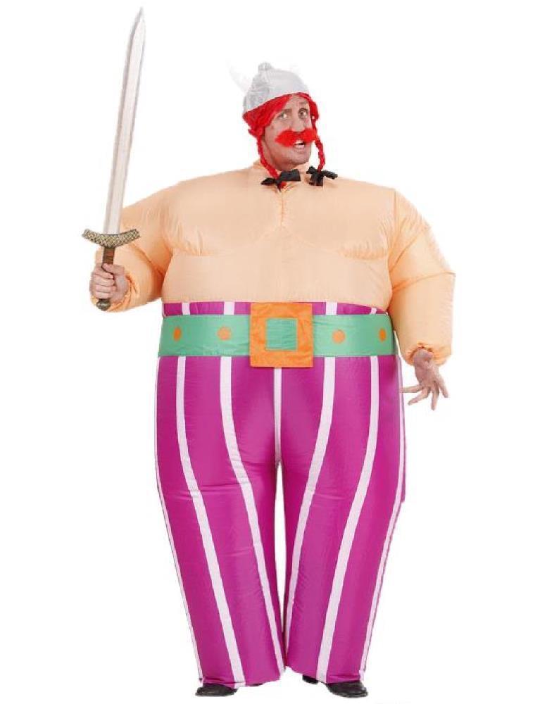 Très, la surprise vous attend Costume Carnevale Adulto Autogonfiante, PS TravestiHommes to Vichingo PS Autogonfiante, 19799 d08e33
