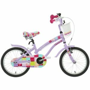 Apollo-Cherry-Lane-Kids-Girls-Bike-Bicycle-16-034-Inch-Wheels-Steel-Frame-V-Brakes