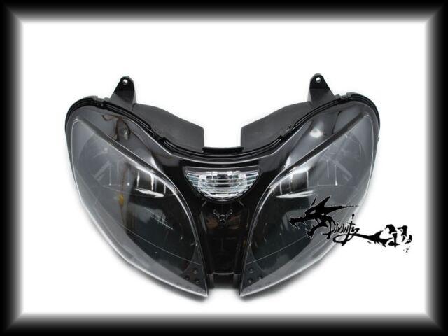 Brand New Headlamp Headlight Front Light For Kawasaki 2000-2008 ZZR600