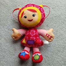 Team Umizoomi Milli Doll Measure ABC /& Shape Talking Musical Fisher Price Rare