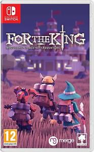 For-The-King-nintendo-Interrupteur-Neuf-Scelle