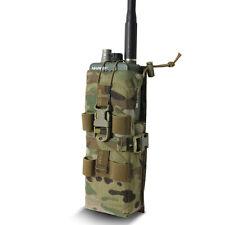 TYR Tactical Multicam Drop-Down/Tilt-Out 152 MBTR JTAC Radio Pouch