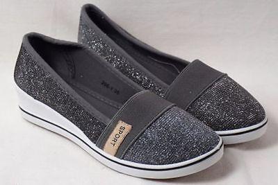 schuhe pumps keilabsatz shoes widges flats damen wedges ballerinas ballerina