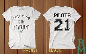 21 Pilots T Shirt Twenty One Pilots Shirt Tyler Joseph Is My