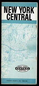 604-New-York-Central-Railroad-Passenger-Timetable-January-6-1961