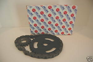 Melling Timing Chain Gear Set SBC 350 327 283 400 Small Block 3-499S