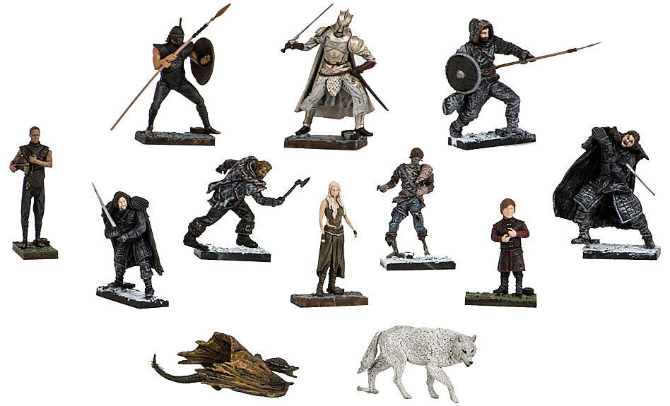 MCFARLANE GAME OF THRONES SERIES 1 1 1 GREY WORM COLLECTIBLE FIGURE BLIND BAG 8bb5f1