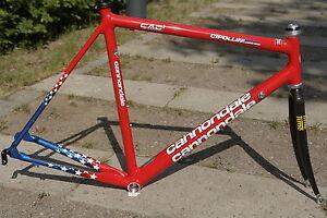 e14aa3dd051 56cm CANNONDALE CAAD3 R4000 Team CIPOLLINI SIGNATURE Road Rahmen ...