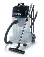 110v Wv470 - Wvt470 Wet & Dry Vacuum Cleaner Transparent - Commercial Numatic