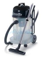 110v Wv470 - Wvt470 Wet & Dry Vacuum Cleaner Transparent - Commercial Numatic