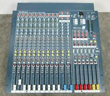 ALLEN & HEATH Mix Wizard WZ14:4:2+ 14 Input 4 Group Audio Mixing Console Mixer