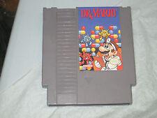 dr mario (Nintendo, nes) cart only good 2