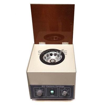 80w Electric Centrifuge zentrifugen laboratory Medical Practice Timer  C