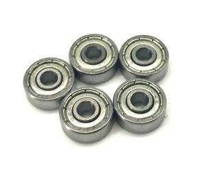 10pcs 4x7x2.5MM BALL BEARING 4*7*2.5mm
