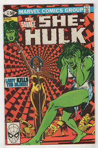 Savage-She-Hulk-15-Apr-1981-Marvel-David-Kraft-Mike-Vosburg-Frank-Springer-c