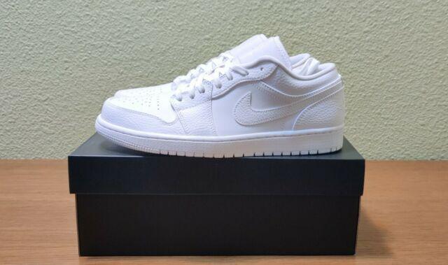 Size 9 - Jordan 1 Low Triple White 2020