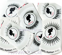 Miss Adoro False Eyelashes 12 Pairs Of Lashes