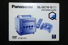 CONSOLE GAMECUBE Q PANASONIC C.I.B Nintendo JAPAN Good.Condition