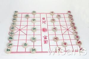 madera-chino-Juego-de-Ajedrez-Xiang-Qi-con-plastico-junta-varios-tamanos