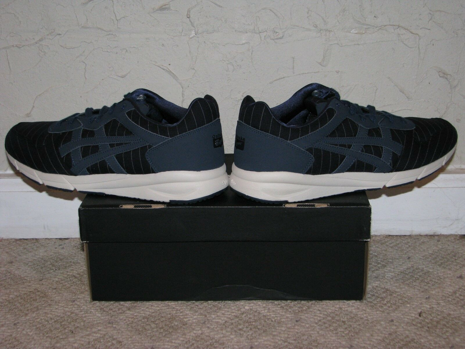 SNS x Onitsuka Tiger Shaw Runner Tailor Pack Uomo Uomo Uomo Dimensione 9.5 DS NEW  D42QQ-5050 3f74ac