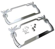 Tropical Reese Outfitter 86668 Lighted License Plate Frame Kit