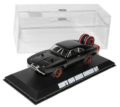 Dodge Charger R//T 1970 coupé negro dom vin diesel casi and Furious 1//43 gree...