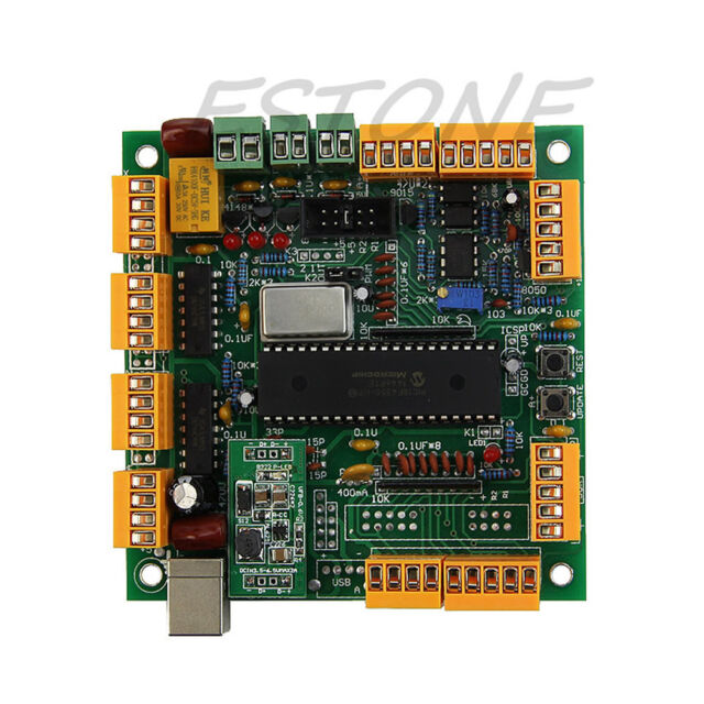 USBCNC 2 1 4 Axis USB CNC Controller Interface Board CNCUSB MK1