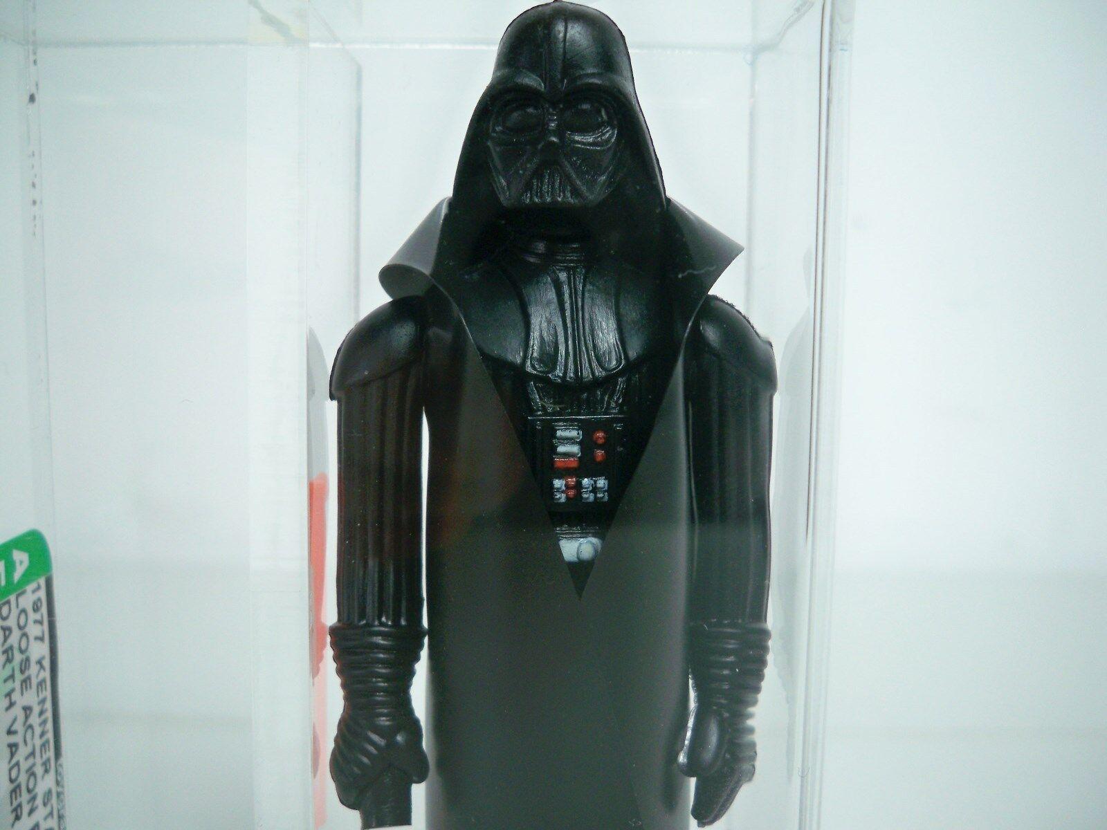 D0528231 Darth Vader 1977 Star Wars Afa Nm 80 Kenner 100% Completo Casi Nuevo