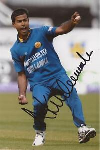 SRI LANKA NUWAN KULASEKARA SIGNED 6x4 ODI ACTION PHOTOCOA - <span itemprop=availableAtOrFrom> SHROPSHIRE, United Kingdom</span> - PLEASE BID WITH CONFIDENCE ALL ITEMS ARE RETURNABLE WITHIN 7 DAYS OF PURCHASE IF NOT TOTALLY SATISFIED IN THE SAME CONDITION AS THE ITEM WAS SENT OUT!!! Most purchases from business s -  SHROPSHIRE, United Kingdom