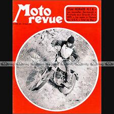 MOTO REVUE N°2024 MORBIDELLI MONARK MCB 125 AERMACCHI 125 & 350 GT LINTO 1971