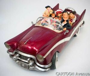LES-FABULEUX-FIFTIES-forchino-caricature-humour-voiture