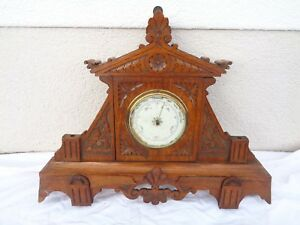 Altes Barometer Thermometer