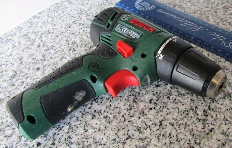 Bosch PSR 10,8 LI Cordless Drill Driver