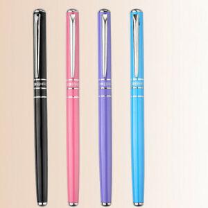 PENBBS 323 Optional China Fountain Pen screw Fine 0.5mm Nib Writing Students Hot