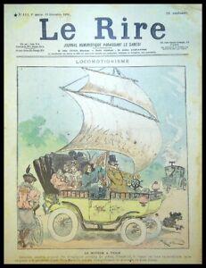 Le RIRE N°111 du 19 décembre 1896