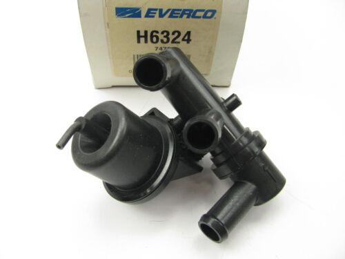 Everco H6324 HVAC A//C Heater Valve
