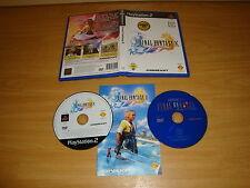 PS2 Spiel Final Fantasy X