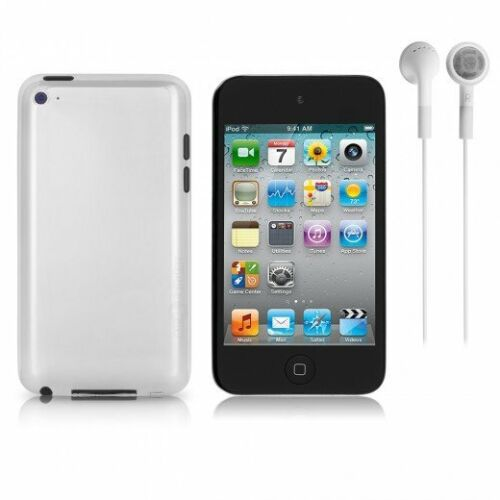 1 of 1 - Apple iPod Touch 4th Generation Black (8 GB)