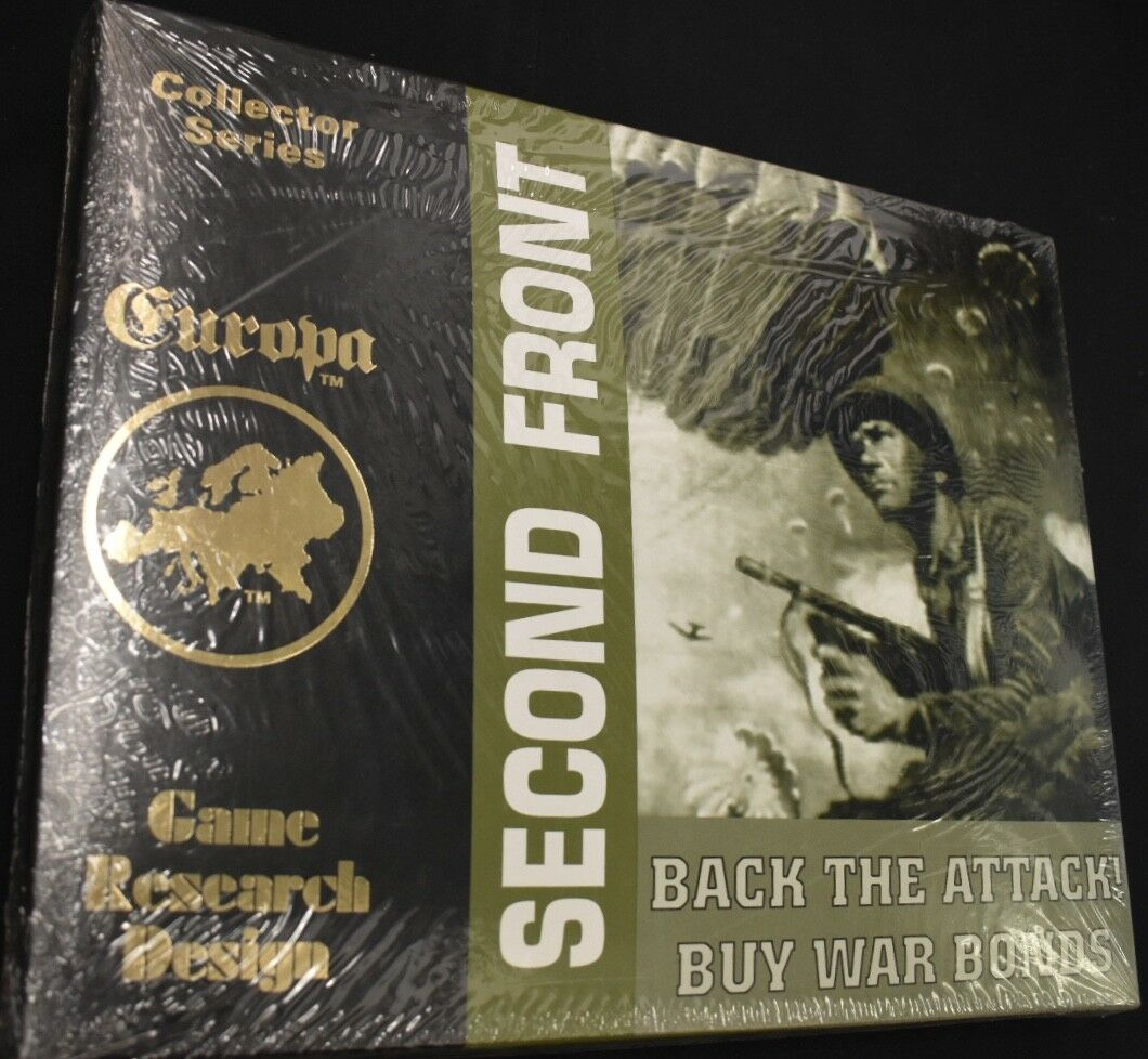 Second Front  Collector Series Board Game