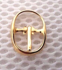 10 x metal buckle single prong shoe bkl//saddler leather craft belt strap 15MM={}